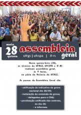 cartaz assembleia 28