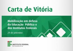 Carta de Vitória IFRS