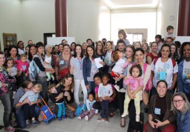 Mães, pais e trabalhadores se mobilizam em defesa da creche e brinquedoteca da UFRGS