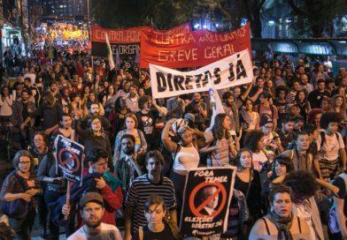 24 de maio é marcado por caminhada em Porto Alegre e Aula Pública na UFRGS