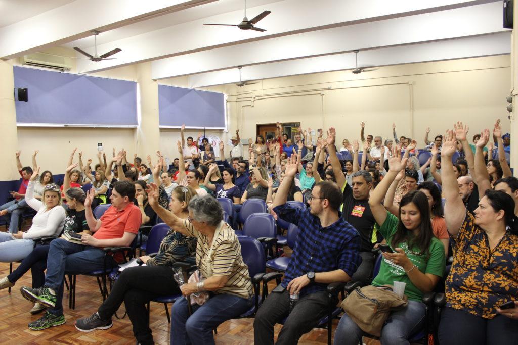 Categoria aprova estado de greve a partir do dia 23 de outubro