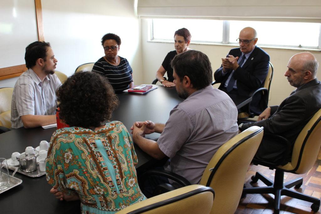 Após a greve: Assufrgs e Reitoria da UFRGS reúnem para tratar sobre retorno aos trabalhos