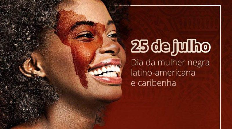 25 de julho: Dia Internacional da Mulher Negra Latino-Americana e Caribenha  – Assufrgs